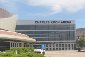 Charles Koch Arena - Wichita State University