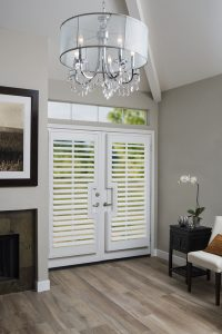 New Style Hybrid Shutters